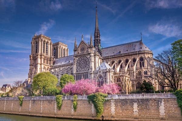 Notre-Dame de Paris avant l'incendie