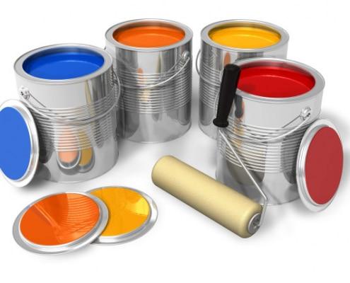 Quel litre de peinture prévoir par m² ?