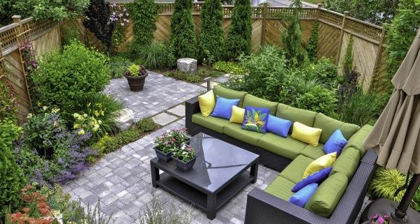 Réussir l'aménagement d'un petit jardin