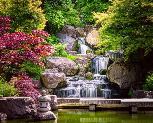 Quelles techniques pour réussir un jardin japonais ?