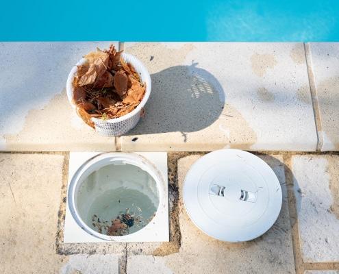 Conseils d'installation de skimmer de piscine