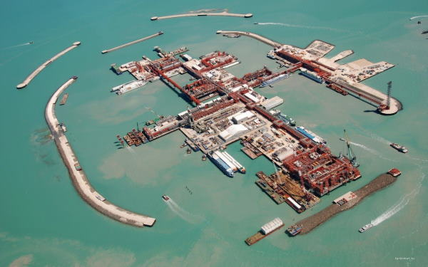 Gisement pétrolier Kashagan