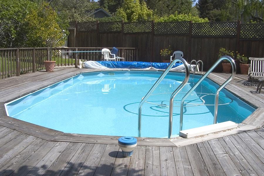 Système de chauffage pour piscine