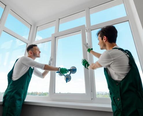 Conseils pour fixer une fenêtre PVC