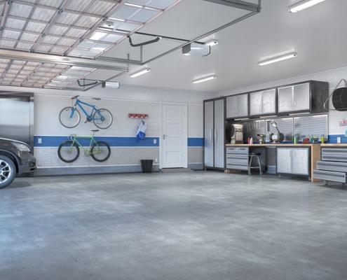 Garage de 55 m2