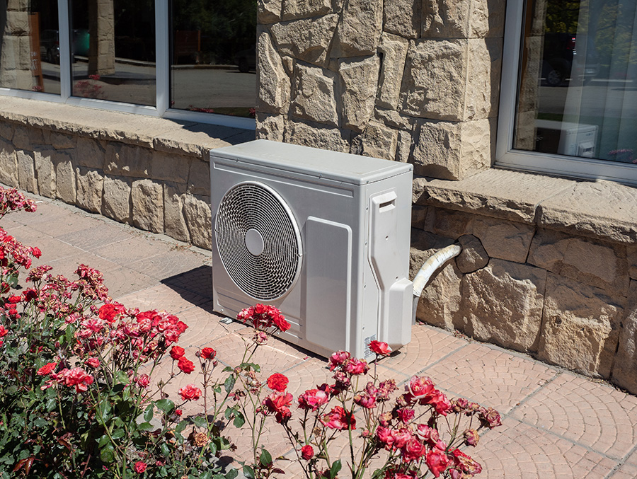 Installer une pompe à chaleur air air