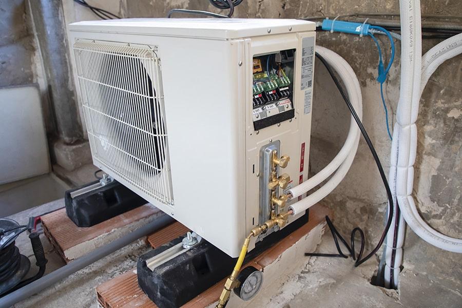Installer de pompe à chaleur