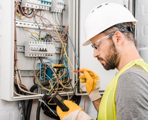 Artisan électricien à Nanterre