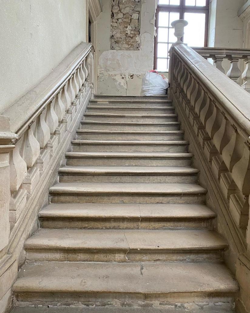 Escalier classé