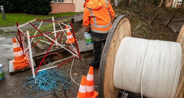 Quel budget pour les câbles pour la fibre optique ?
